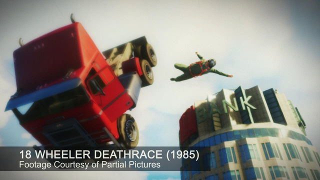 18-Wheeler Deathrace