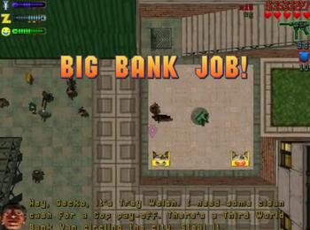 Big Bank Job!