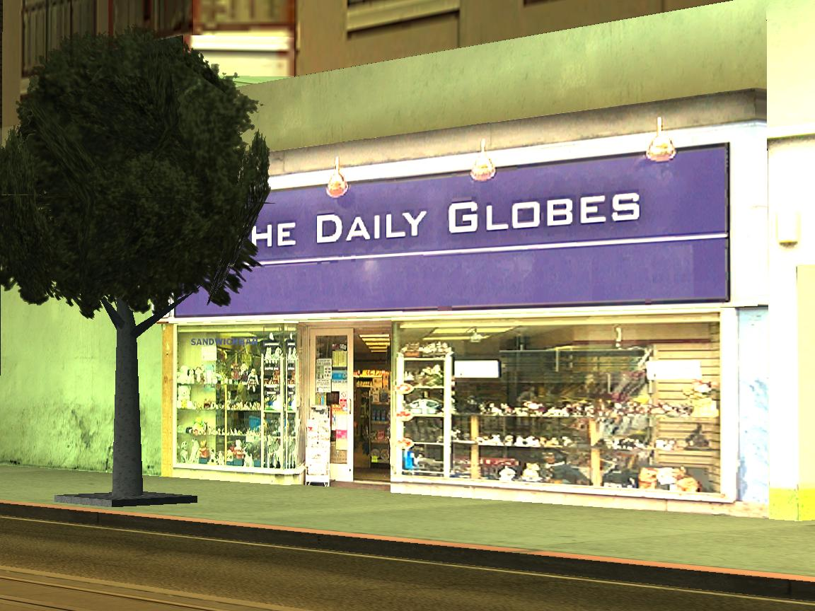 The Daily Globes