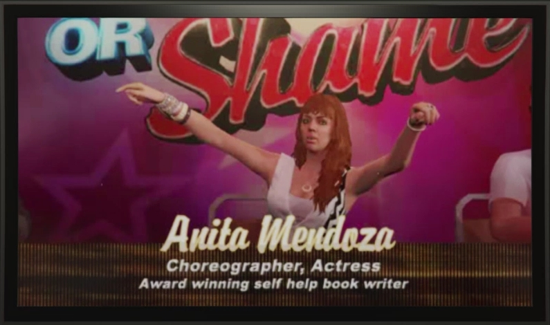 Anita Mendoza