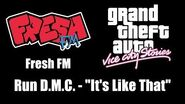 GTA Vice City Stories - Fresh FM Run D.M.C
