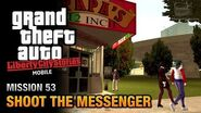 GTA Liberty City Stories Mobile - Mission -53 - Shoot the Messenger
