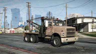Caminhão Guincho (Missão)