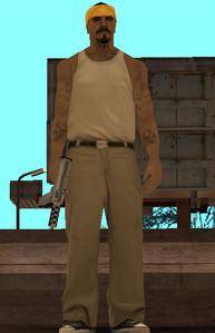 Freddy GTA San Andreas