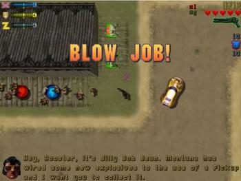 Blow Job! / Blow-Up!