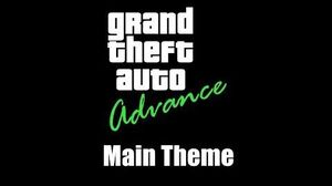 GTA Advance - Main Theme