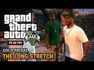 GTA 5 Mission 9 The Long Stretch (PC)