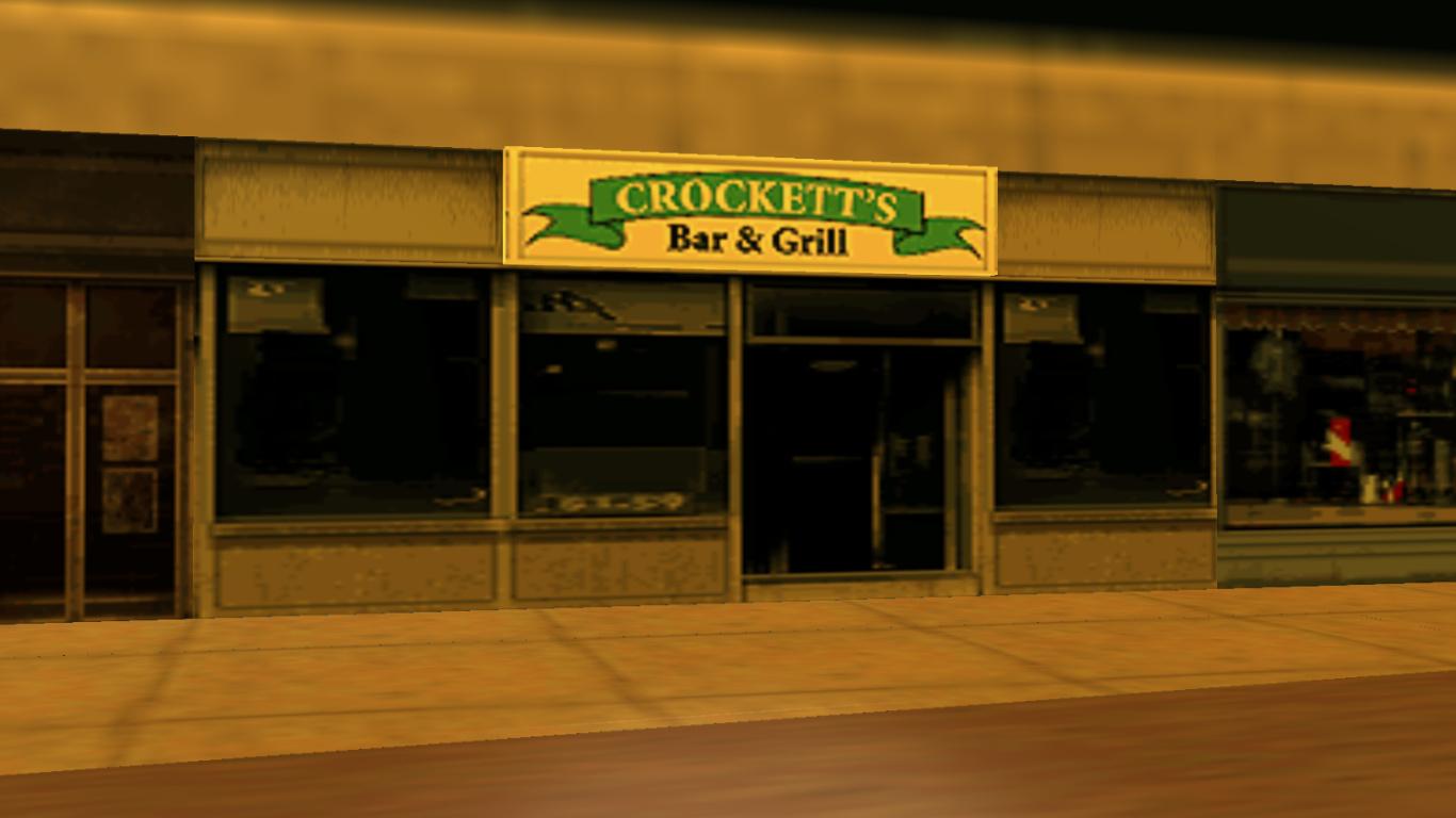 Crockett's Bar & Grill