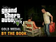GTA 5 Mission 25 By the Book (Xbox 360)