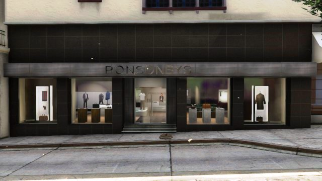 Ponsonbys