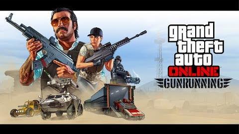 GTA Online La Bande-Annonce Trafic d'armes