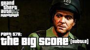 Grand Theft Auto V (PS3) - O Grande Golpe (Sutil) - Legendado em Português