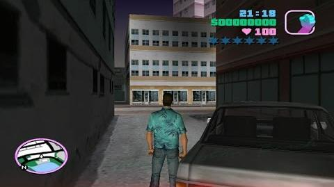 GTA Vice City- O Inicio