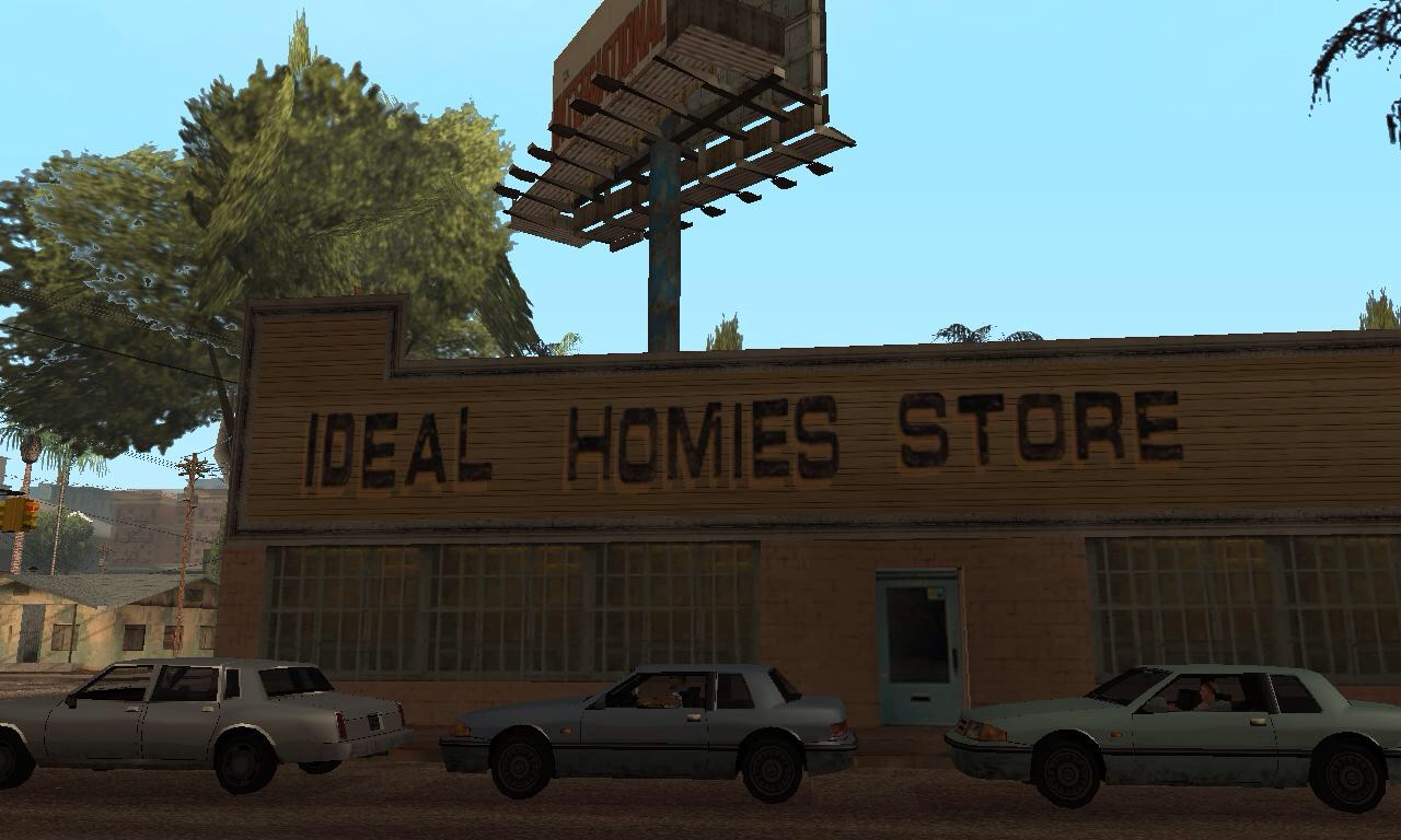 Ideal Homies Store