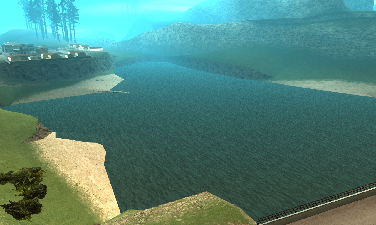 Fisher's Lagoon