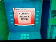 Niko pénze az ATM-ben