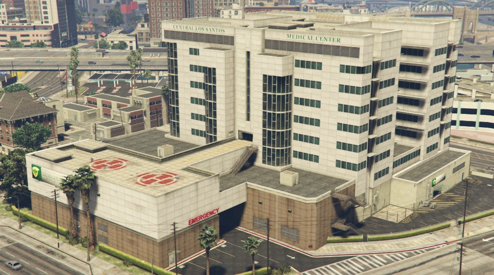 Central Los Santos Medical Center
