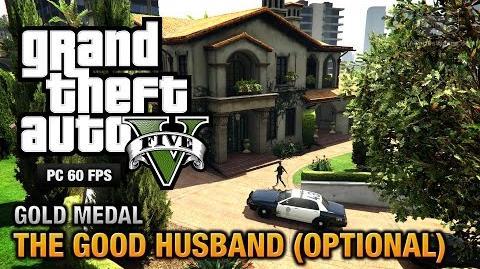 GTA 5 PC - Mission 10 - The Good Husband Optional Mission - 1080p 60fps