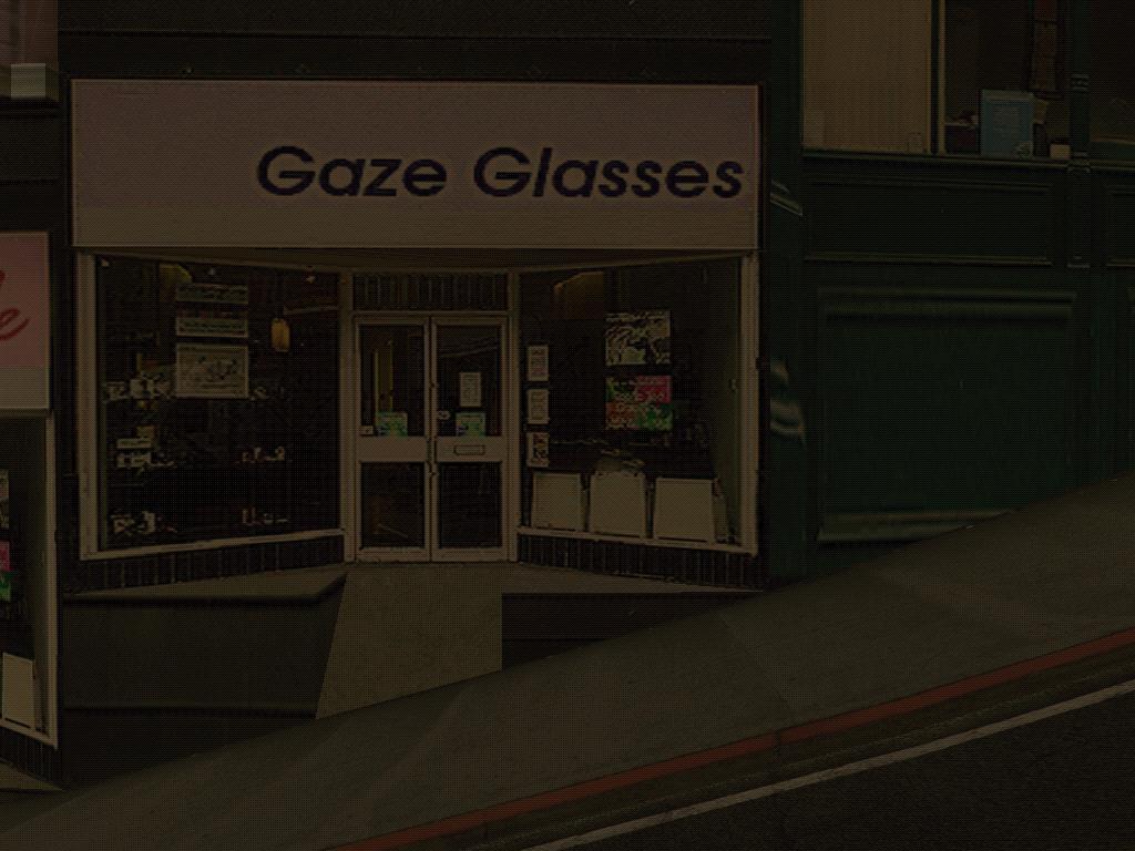 Gaze Glasses
