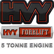 Forklift badges