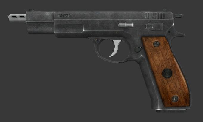 9mm automatique