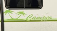Détail Camper GTAV
