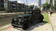 Roosevelt version PS3 et Xbox 360 GTA V