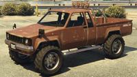 Rusty Rebel