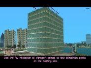 Demolition Man Mission Screen Capture 01