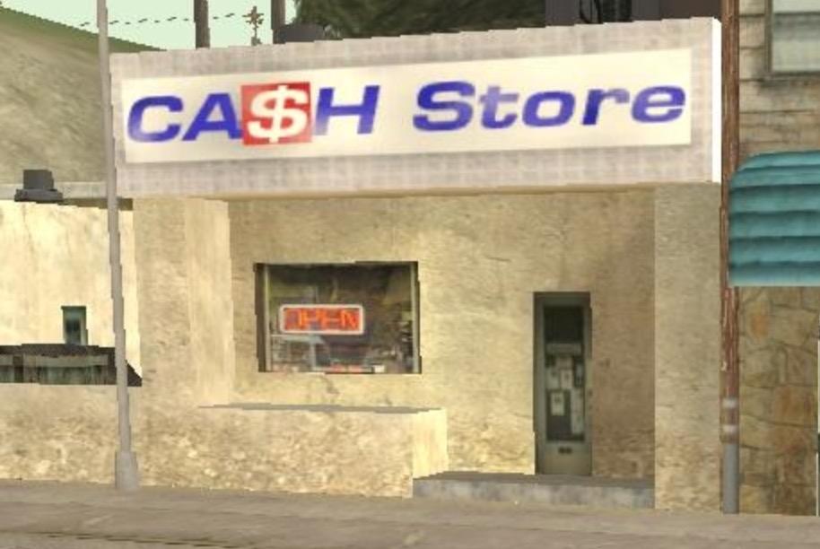 Ca$h Store