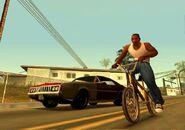 GTA San Andreas - Carl Johnson