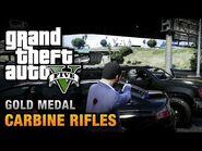 GTA 5 Mission 12 Carbine Rifles (Xbox 360)