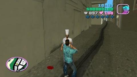 GTA Vice City- Briga No Beco