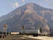 Mont chiliad 1 GTA V