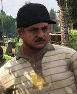 Carlos GTA V