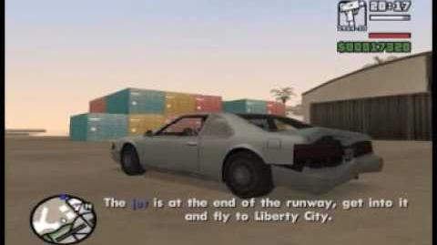 GTA San Andreas 93 Saint Mark's Bistro (PC)