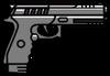 Pistolet wer.2 (V - HUD)