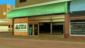 Gorilla Salad
