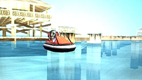 Harbor Hover Race