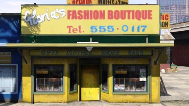 Gloria's Fashion Boutique