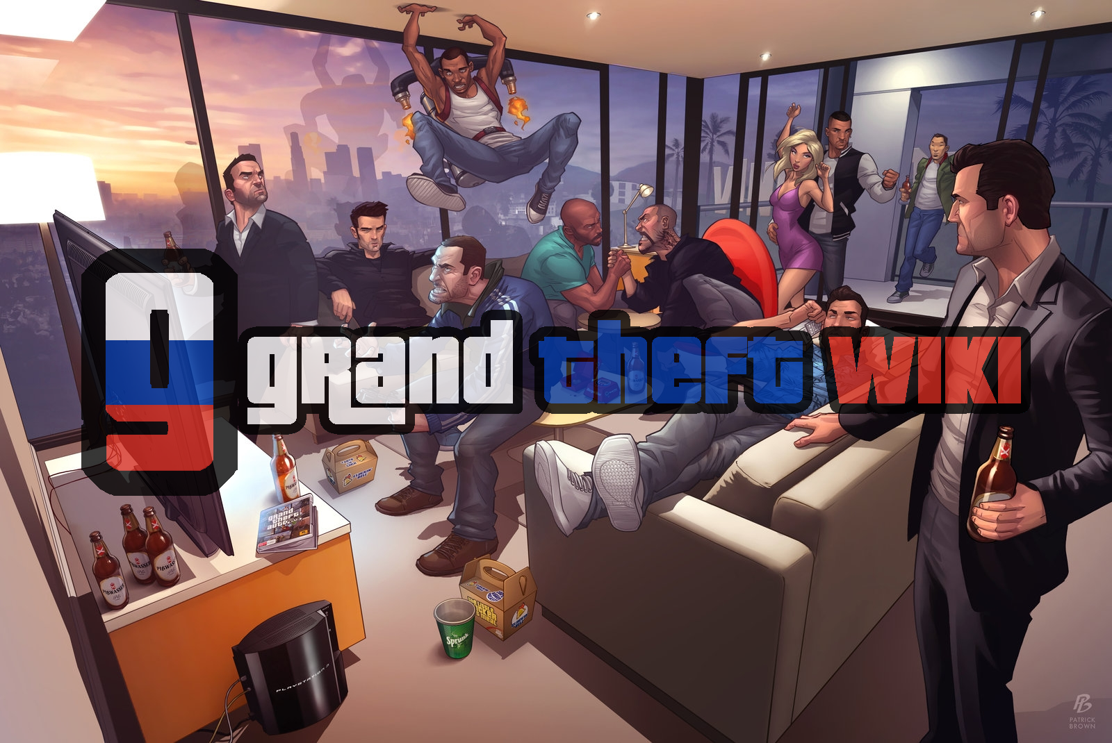 Grand Theft Wiki