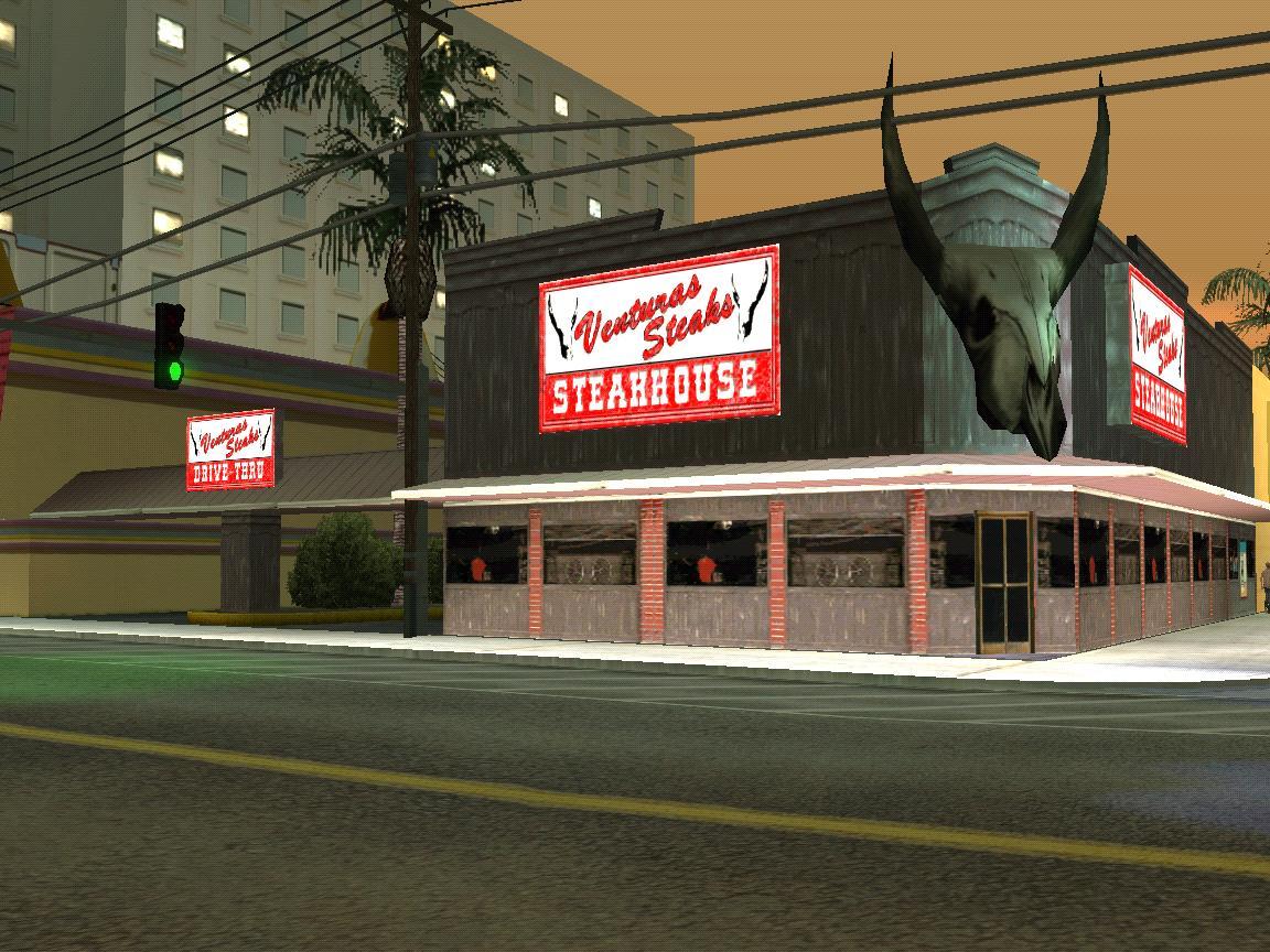 Venturas Steak Steakhouse