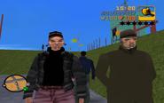 GTA III Pixeles emberkék 2