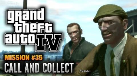 GTA 4 - Mission 35 - Call and Collect (1080p)