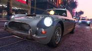 Dewbauchee JB 700W Image officielle GTA Online