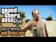 GTA 5 Mission 17 Mr Philips (Xbox 360)
