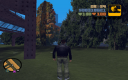 GTA III new trees
