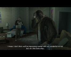 Roman's Sorrow (GTA4) (Bohan safehouse)