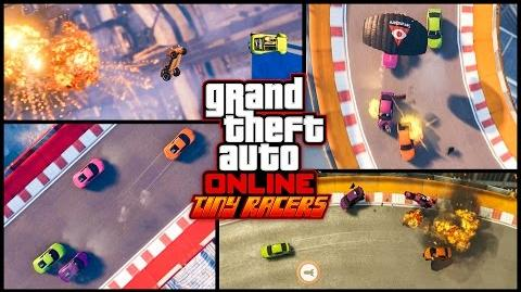 GTA Online Bande-Annonce Miniatutures
