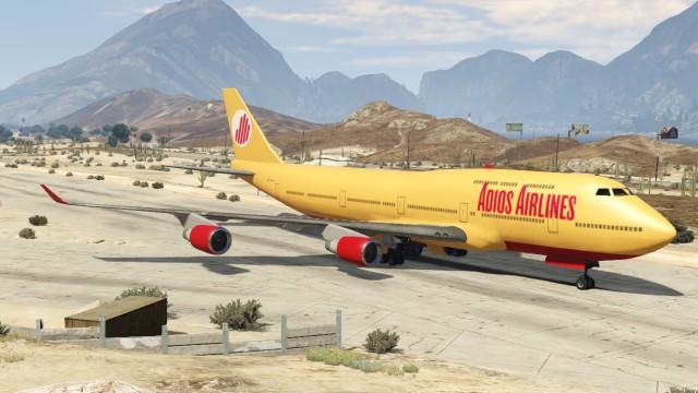 Adios Airlines